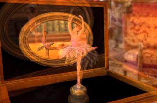 Article : La boîte à musique et sa danseuse étoile